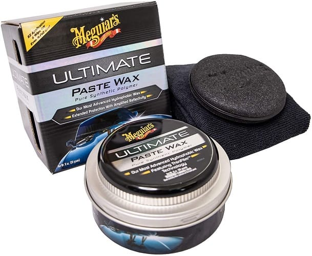 Meguiars G18211 Ultimate Paste Wax
