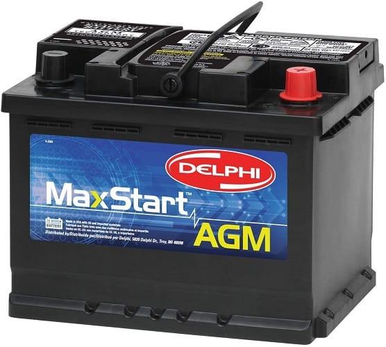 delphi maxstart agm